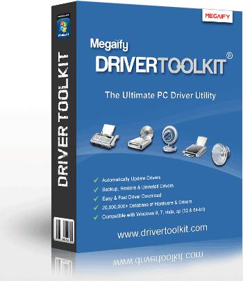Driver Toolkit 8.6 Crack + License Key 2020 [Latest]
