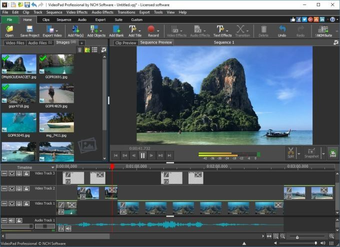 VideoPad Video Editor 8.97 Crack [Keygen] + Registration Code